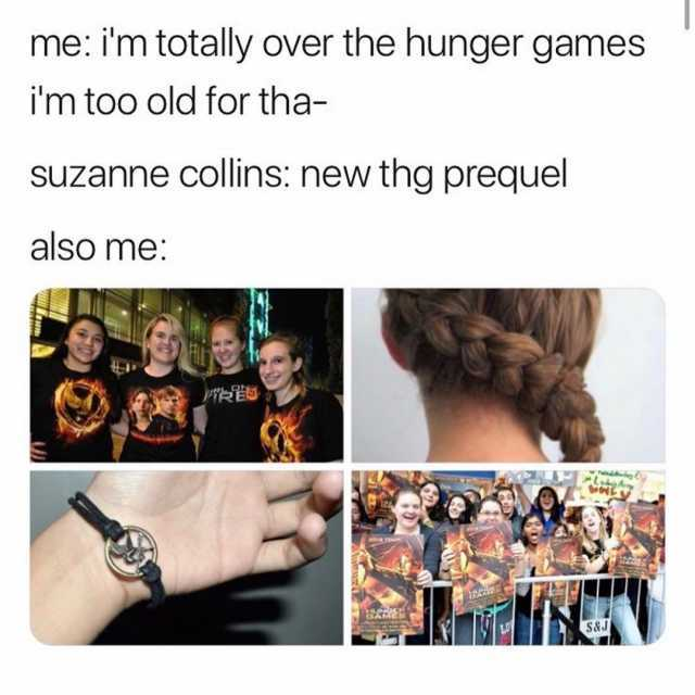 Hunger Games Trilogy The Hunger Games Books Know Any Hunger