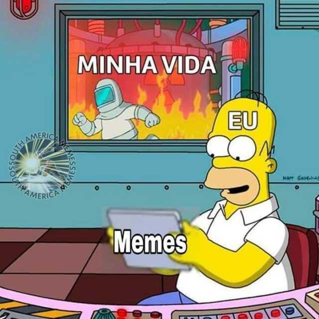 Dopl3r Com Memes Minha Vida Eu Neric Merica Memes
