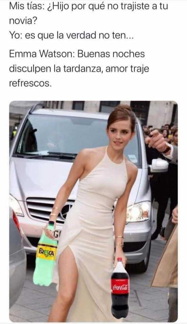 Mi Amor Tu Puedes Ser La Ultima Coca Cola Pero Yo Lo Que Bebo Es