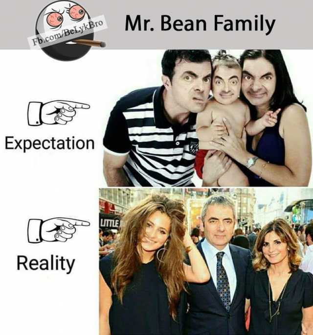 Dopl3r Com Memes Mr Bean Family Fb Com Belykbro Expectation