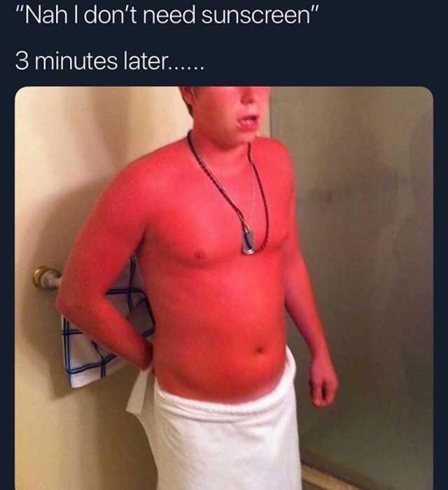 Dopl3r Com Memes And Gifs Of Sunscreen