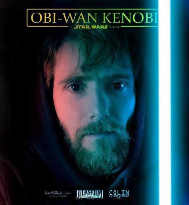 Dopl3r Com Memes Obi Wan Kenobi Star Wars Story Licasrilni Colin Sltde Entertainment Lis Aoion Piciures