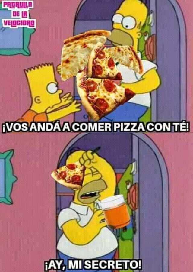 Dopl3r Com Memes Prtrula De Vos Andaacomer Pizzacon Te Ay Mi