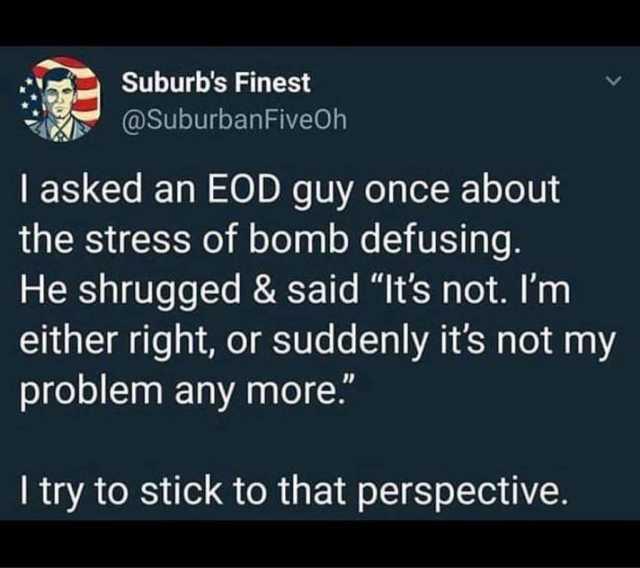 Dopl3r Com Memes Suburbs Finest Suburbanfiveoh I Asked An Eod
