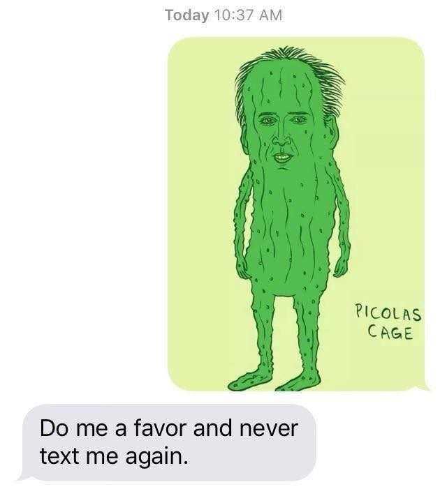 The Best Nicholas Cage Memes Memedroid