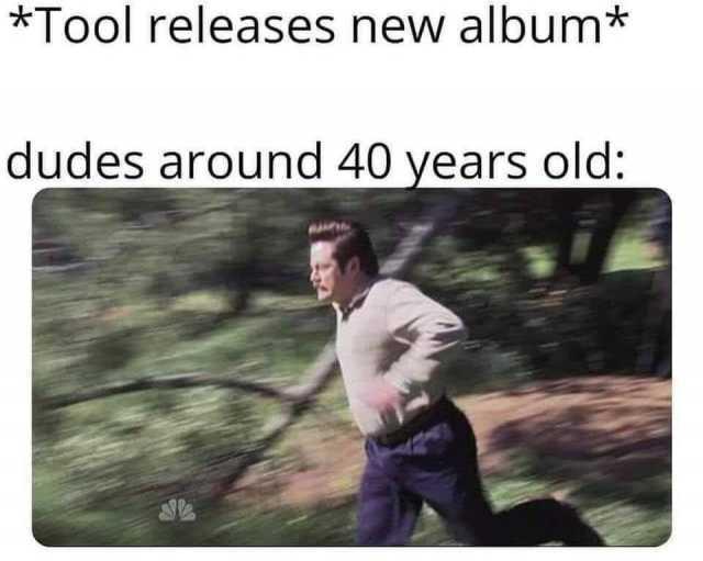 Dopl3r Com Memes Tool Releases New Album Dudes Around 40