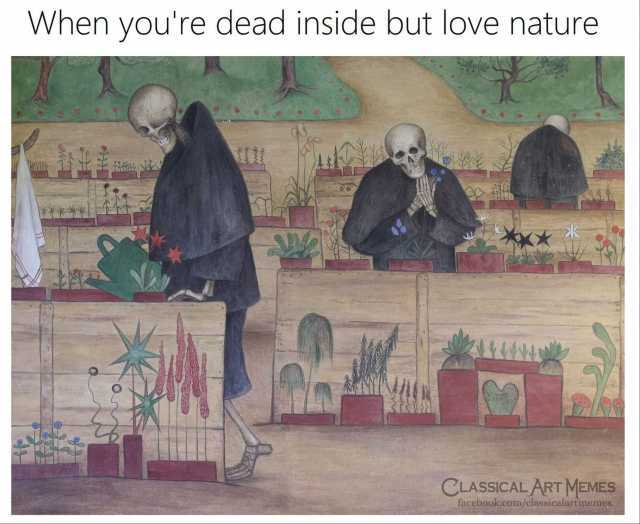 These 48 Classical Art Memes Are Better Than Going To The Museum