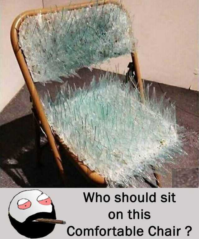 Dopl3r Com Memes Who Should Sit On This Comfortable Chair