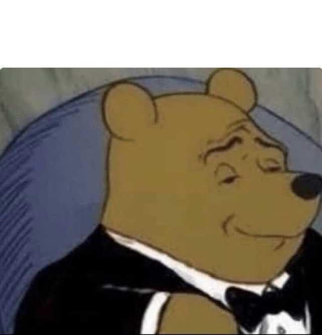 Dopl3r Com Memes Winnie Pooh Elegante Ebrio Plantilla Meme