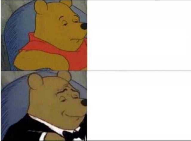 Dopl3r Com Memes Winnie Pooh Elegante Y Winnie Pooh Normal