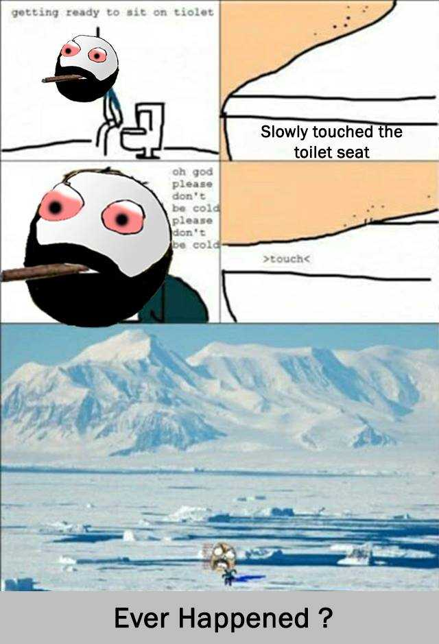 Wet Toilet Seat Meme Slubne Suknie Info