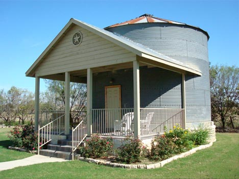 grain silo house conversion