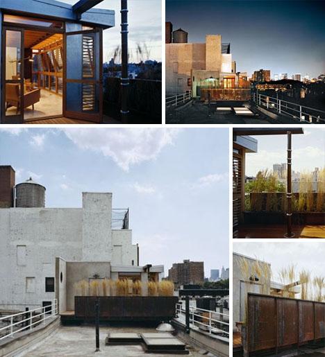 nyc rooftop garden oasis