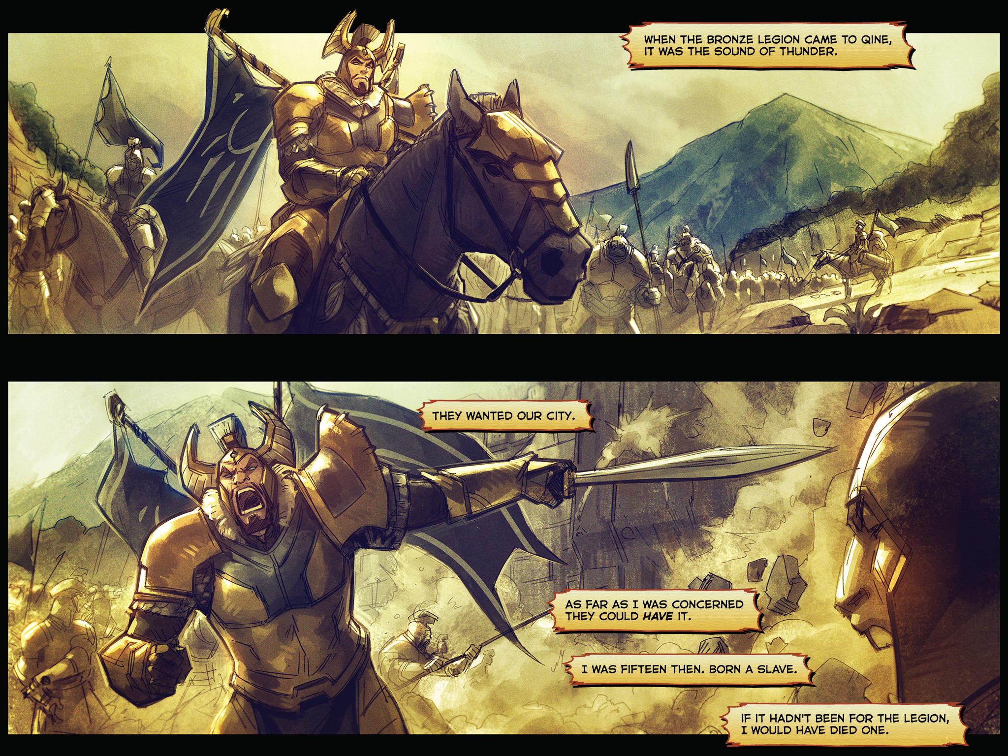 Dota 2 Comic Dota 2 S Recently Posted Monkey King Comic