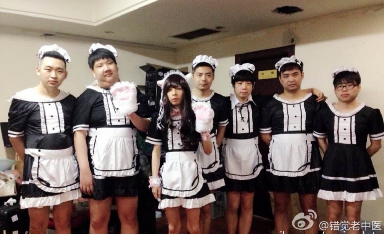 IG Maid Cosplay Pictures Will Have You In Stitches Dota Blast