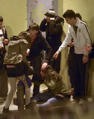 Madrid, 45 arresti e 40 feriti  alla manifestazione contro l'austerity