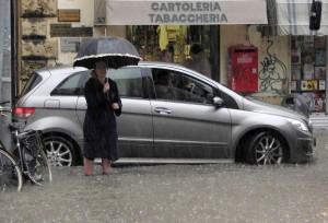 Continua l'ondata di gelo sull'Europa  Disagi in Toscana, allerta per i fiumi