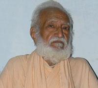 G D Agarwal (photo by Soma Basu)