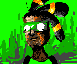 Lucio Overwatch Drawception