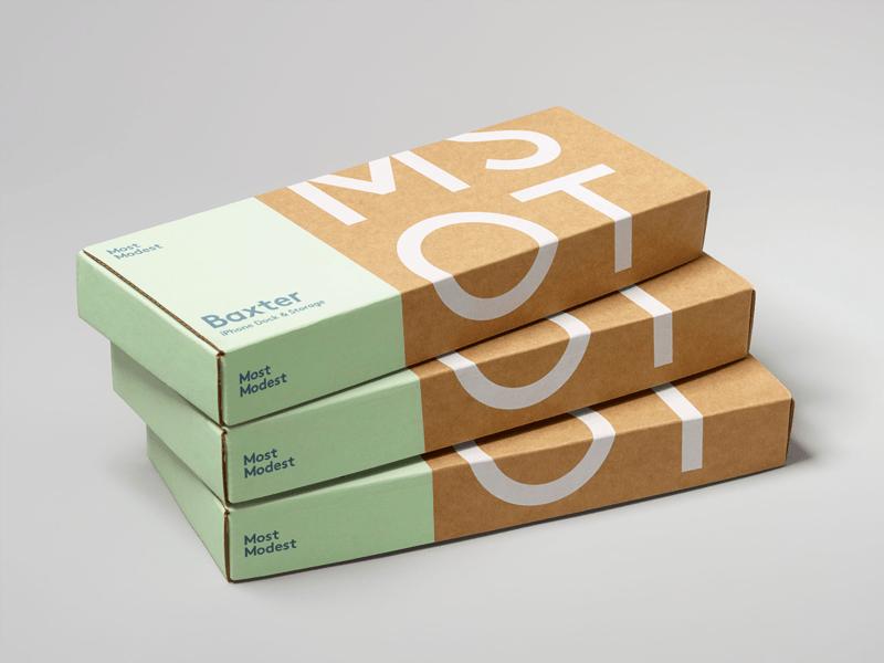 Example of cardboard