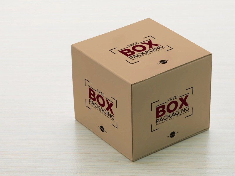 Download Free Box Packaging Mockup PSD Template by Ess Kay ...