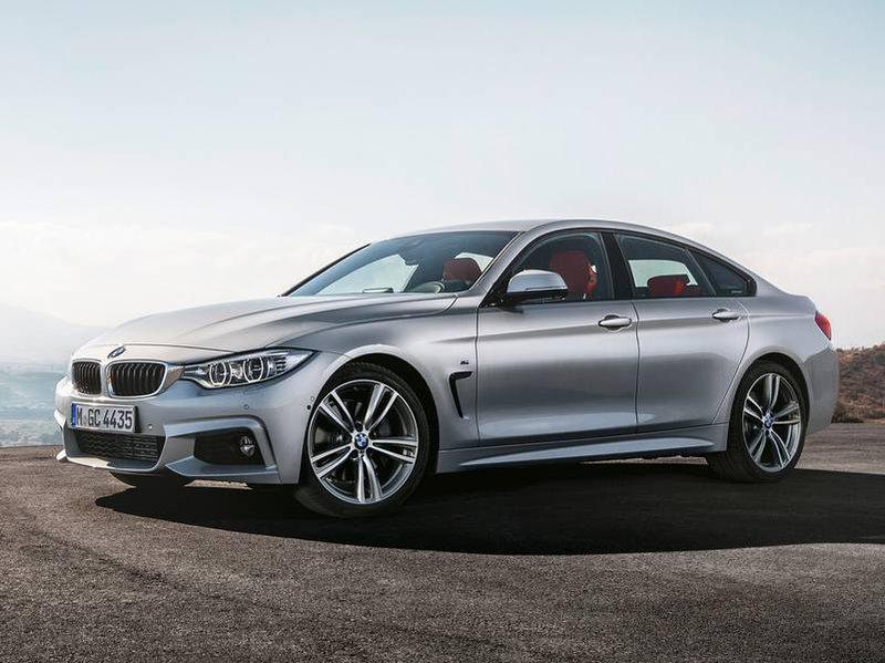 Configuratore Nuova BMW Serie 4 Gran Coup E Listino