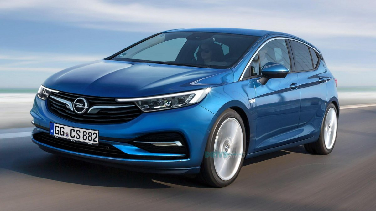 Opel Astra 2018 Model New Car Updates 2019 2020