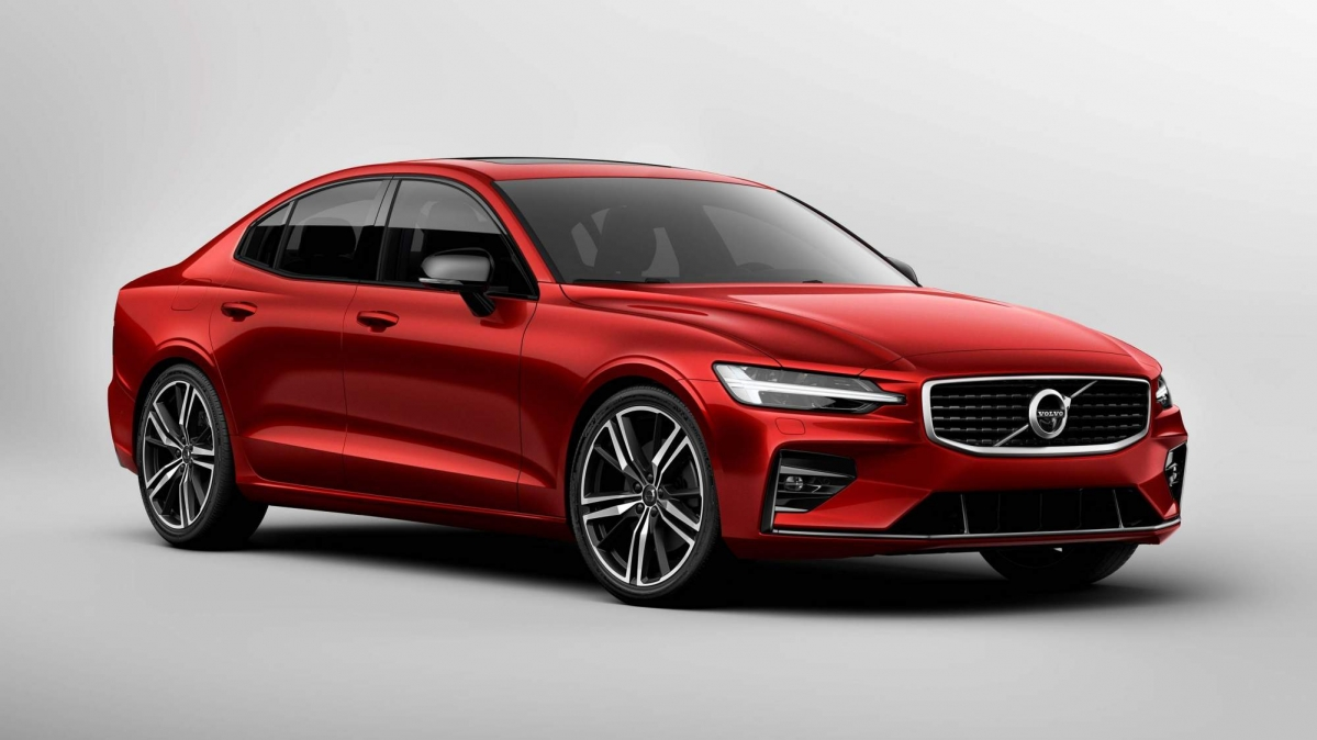 All New 2019 Volvo S60 Officially Revealed