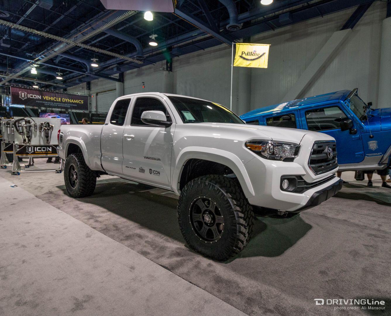Toyota Tacomas Of The 2015 SEMA Show DrivingLine