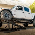 Trail Tested Jeep Gladiator Rubicon 35s No Lift Drivingline