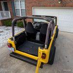 1997 Jeep Wrangler Interior Upgrade Drivingline