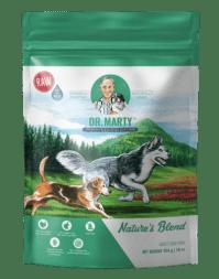 Nature's Blend | Natures Blend | Dr Marty's Dog Food