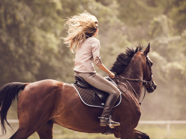 Is Horseback Riding Harmful to Women? - Dr. Weil
