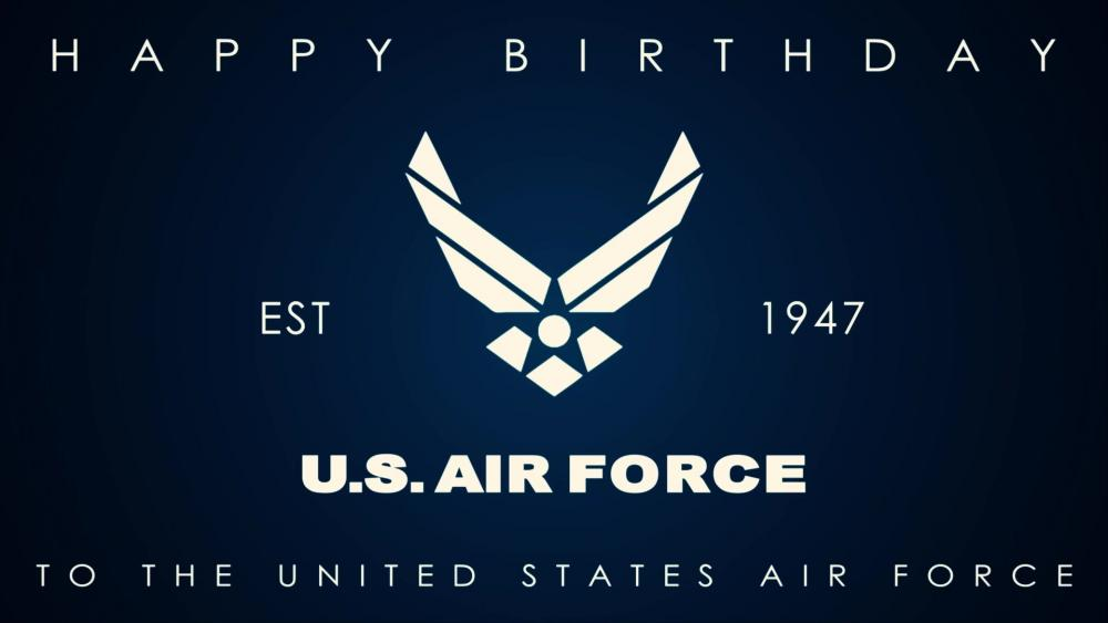 Dvids Video Happy Birthday To The U S Air Force