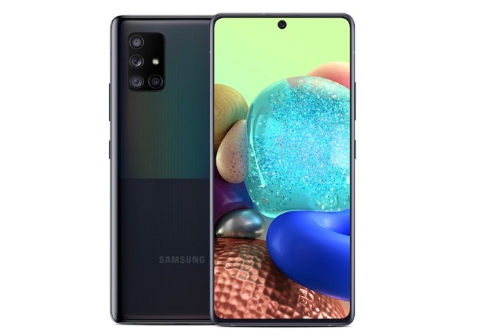Samsung Galaxy A71 5g Snapdragon Camera Review Good Ultra Wide Performance