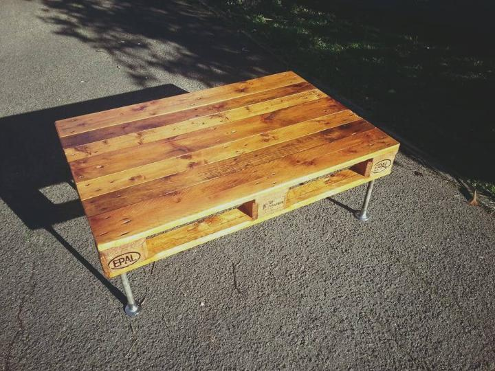20 diy pallet coffee table ideas easy