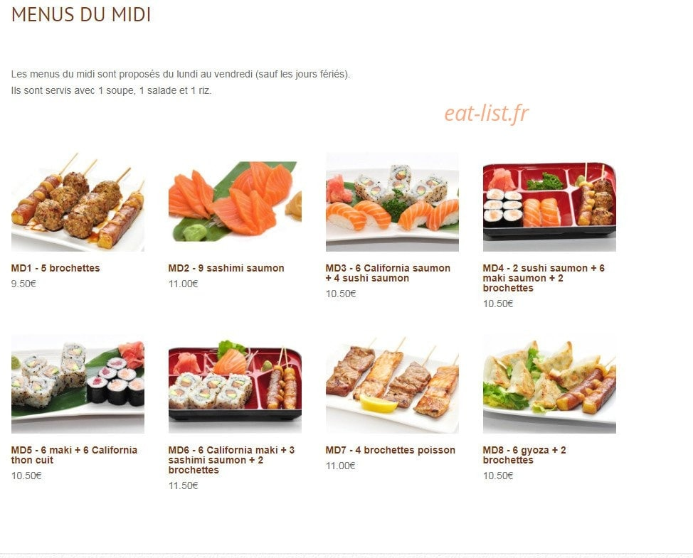 okinawa a ivry sur seine menu et photos