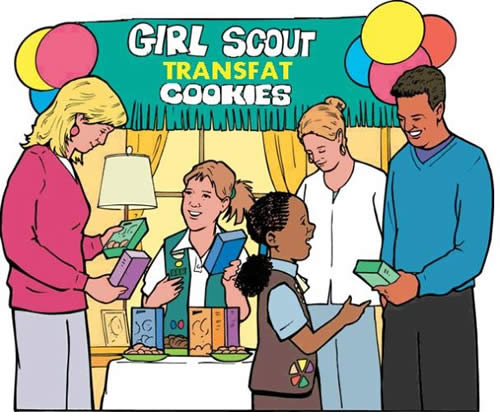 Why I Don't Buy Girl Scout Cookies