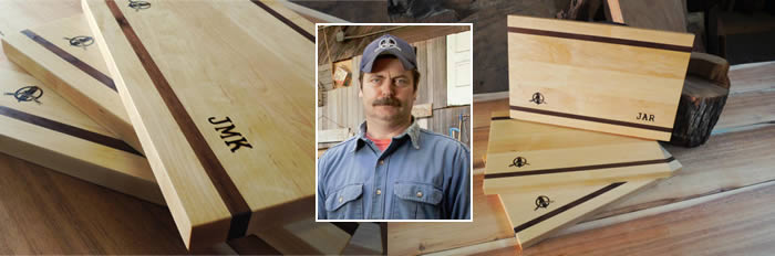 Offerman's Cutting Boards