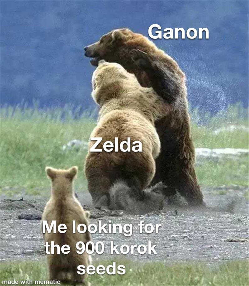 30 Funny The Legend Of Zelda Breath Of The Wild Memes That Are