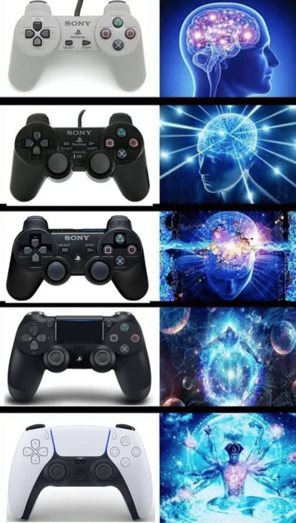 Best Playstation 5 Controller Memes From Around The Web Funny