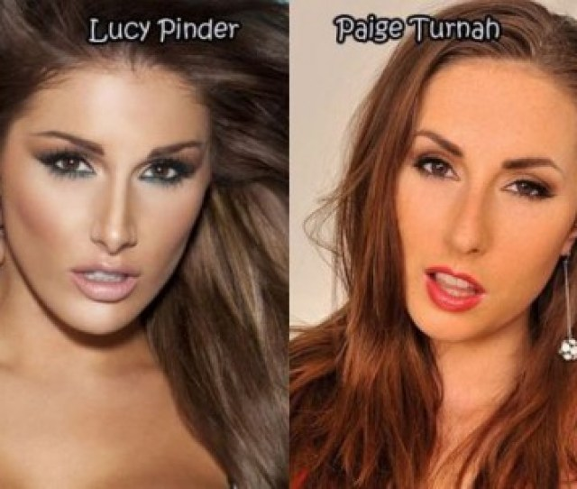49 Female Celebrities And Their Pornstar Lookalikes