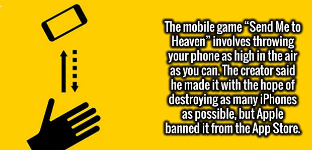 Iphone banned