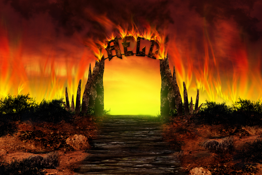 Image result for hell pics