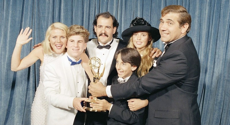 Image result for the wonder years, emmy