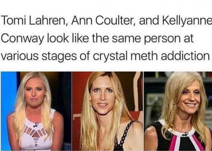 blonde meth