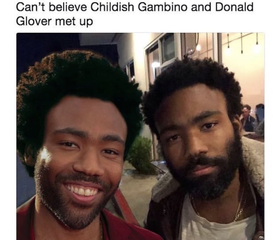 Donald Glover And Dave Chappelle Are Reportedly Planning A Joint