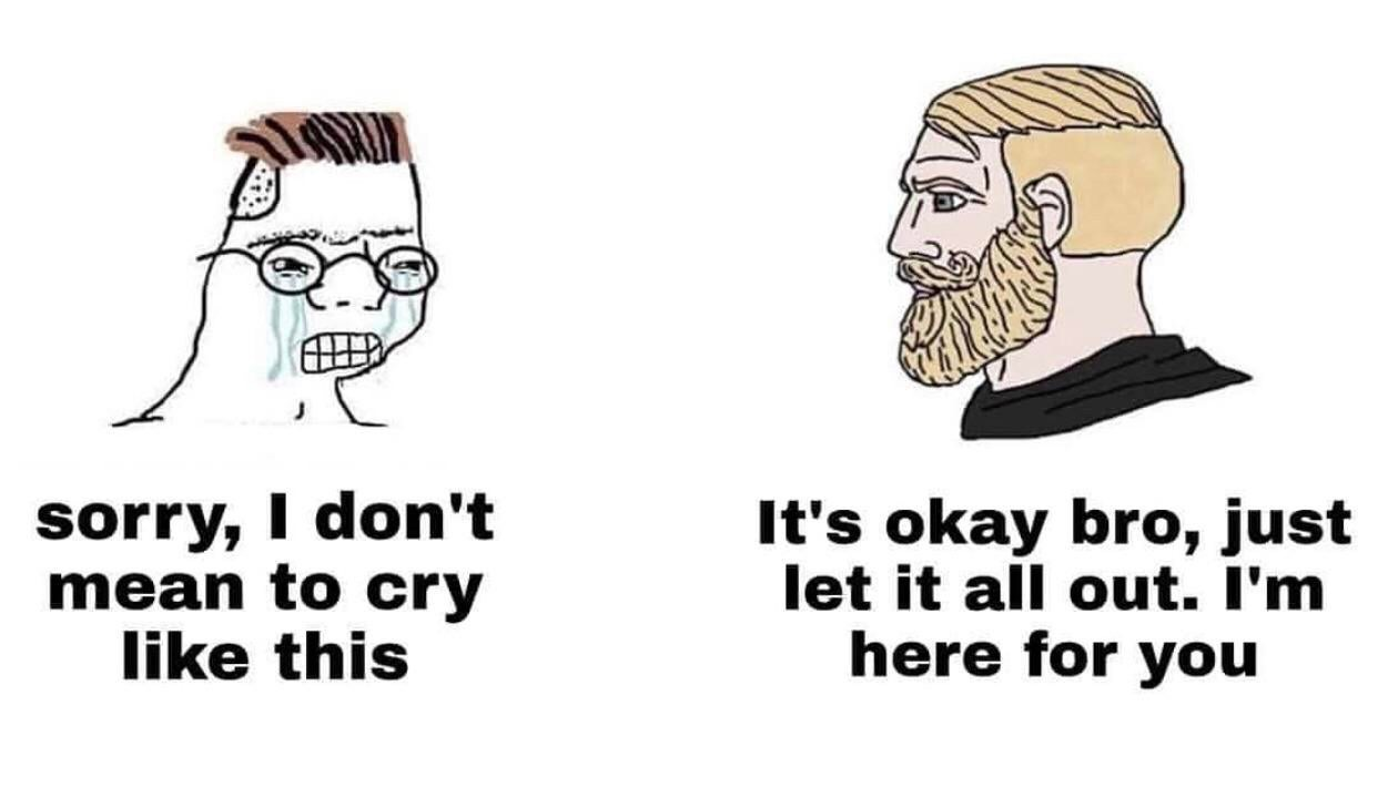 35 Wojak Memes That Characterize Society Funny Gallery