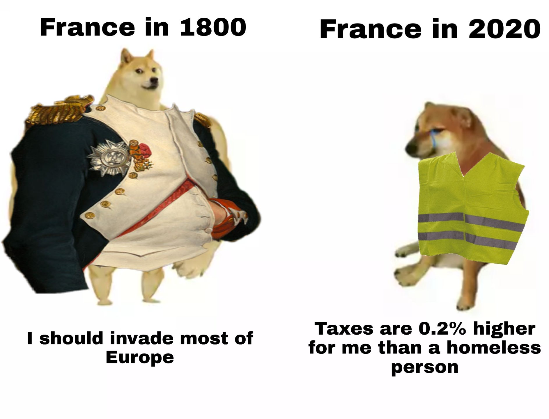 30 Of The Most Savage Yet Somewhat Accurate Then Vs Now Doge