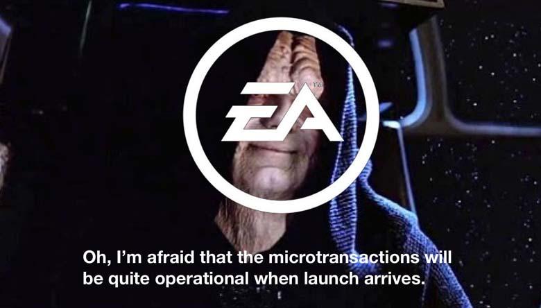 The Best Star Wars Battlefront 2 Memes Memedroid